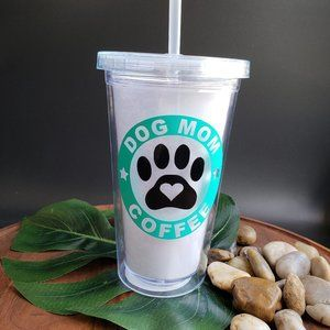 16oz Double Walled Cold Beverage Tumbler